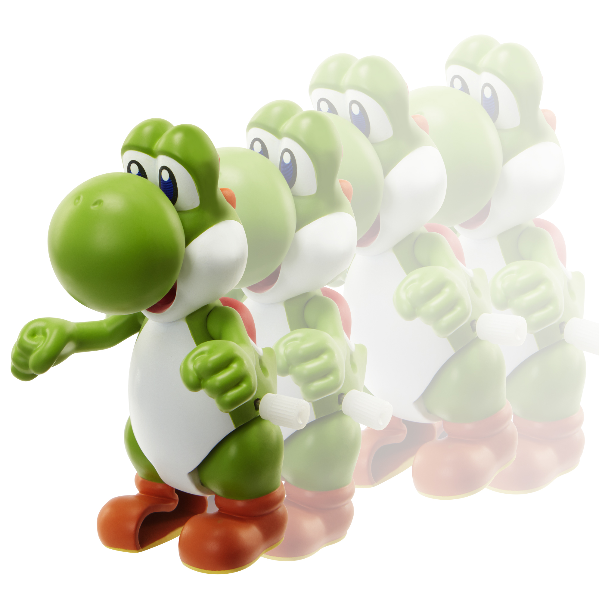 Super Mario Wind Up Toys Yoshi
