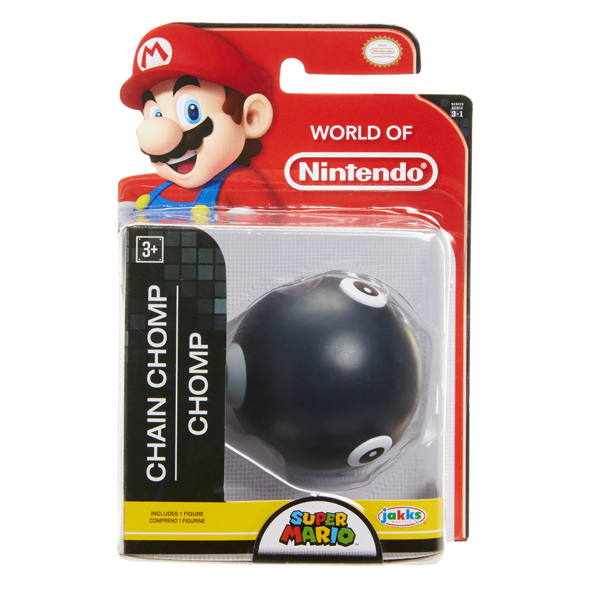 Super Mario 2.5 Limited Wave 16 Chain Chomp
