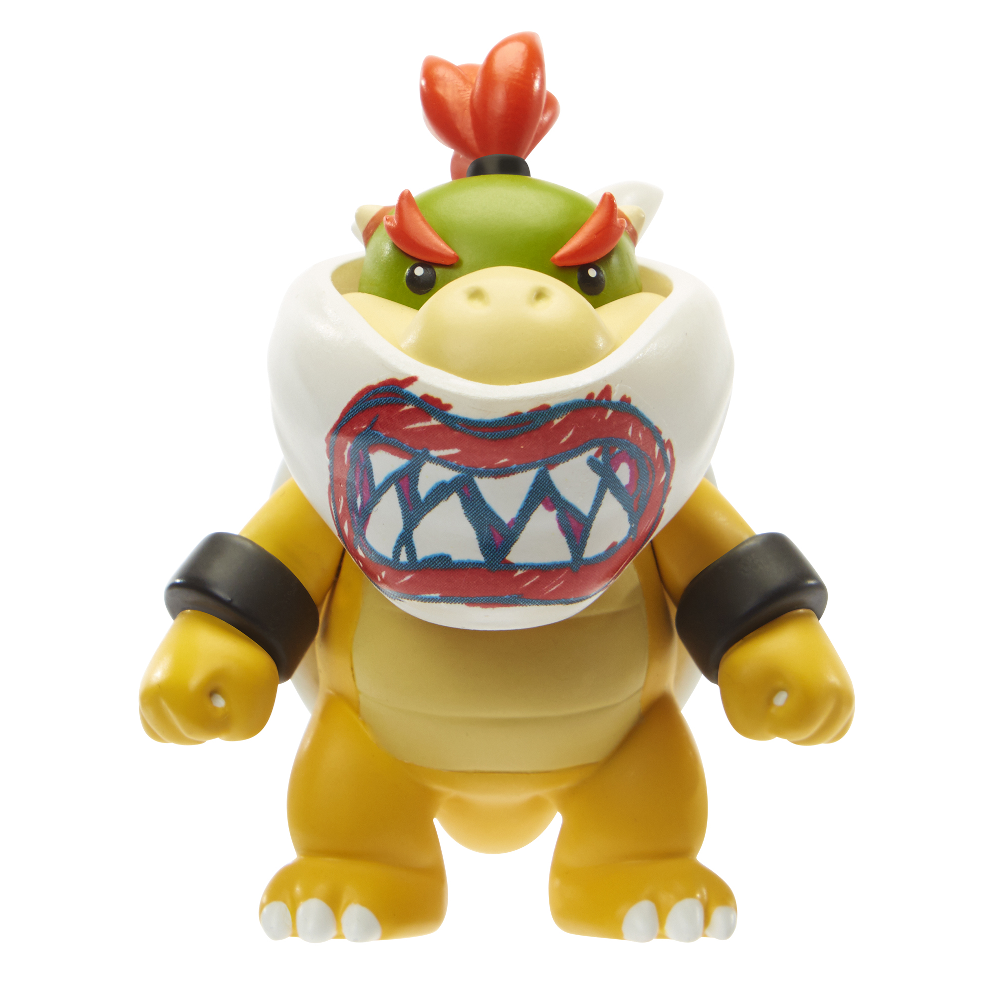 Super Mario 2.5 Limited Articulation Wave 17 Bowser Jr. w/ Mask