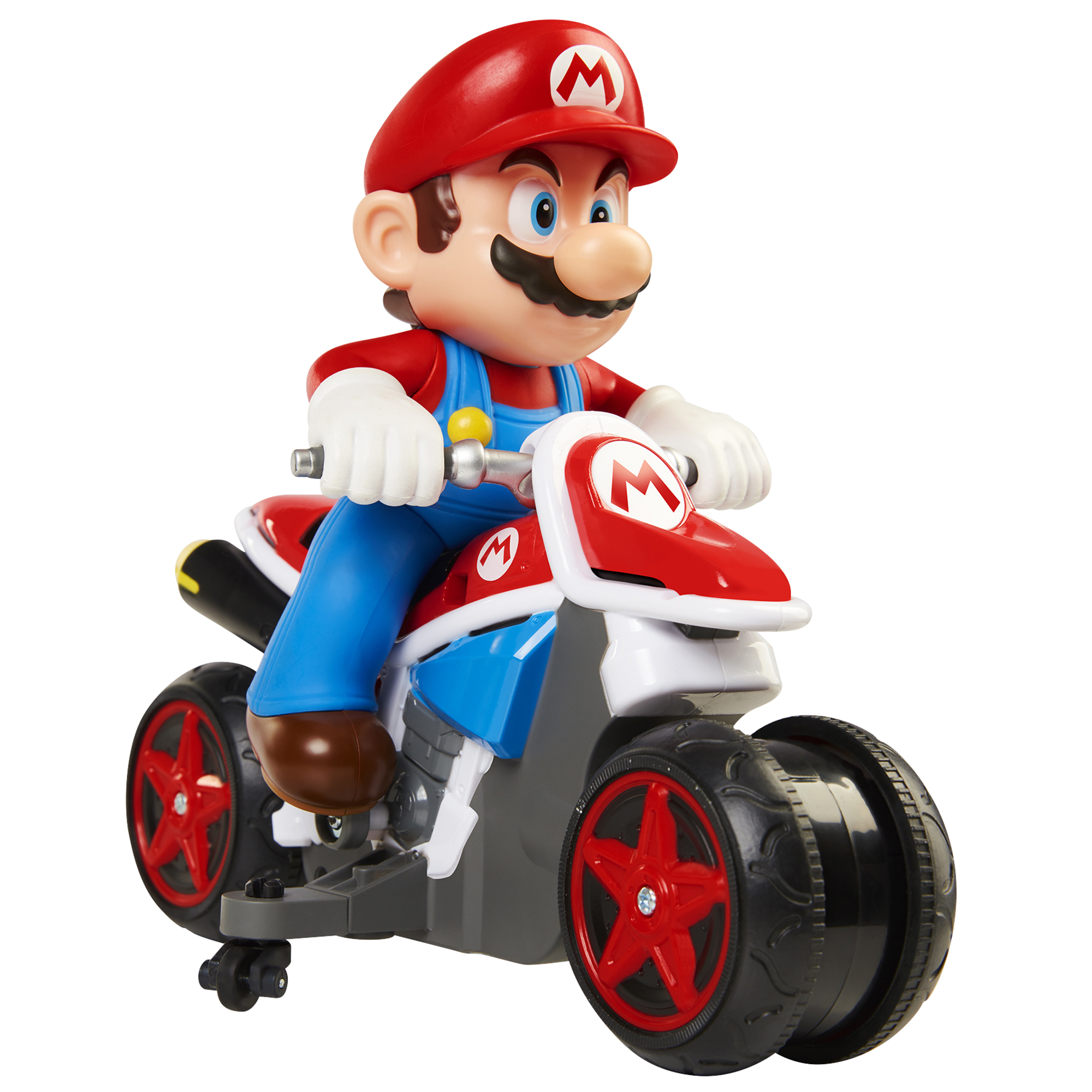 Super Mario Kart Mini Motorcycle RC Racer