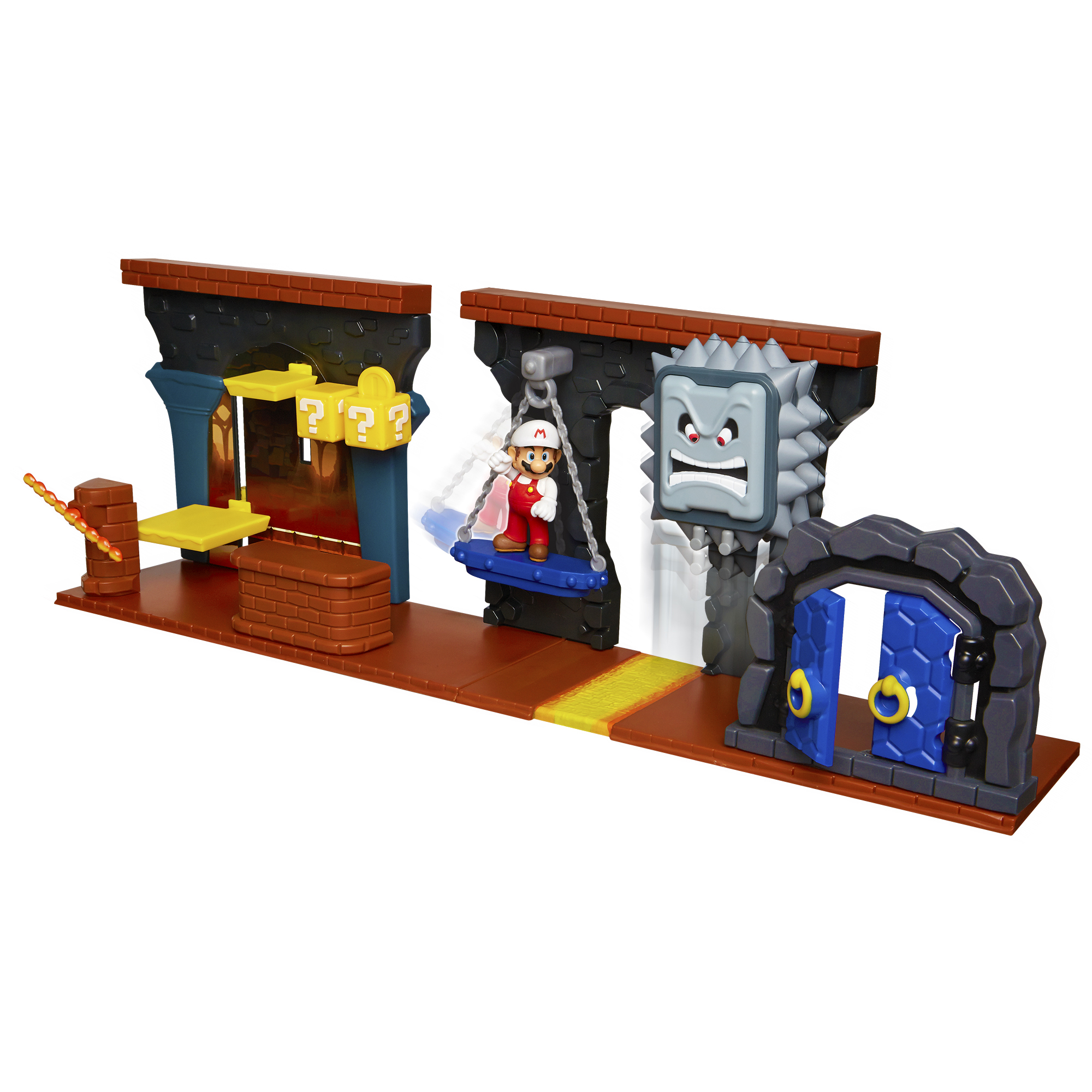 Super Mario 2.5 DLX Dungeon Playset