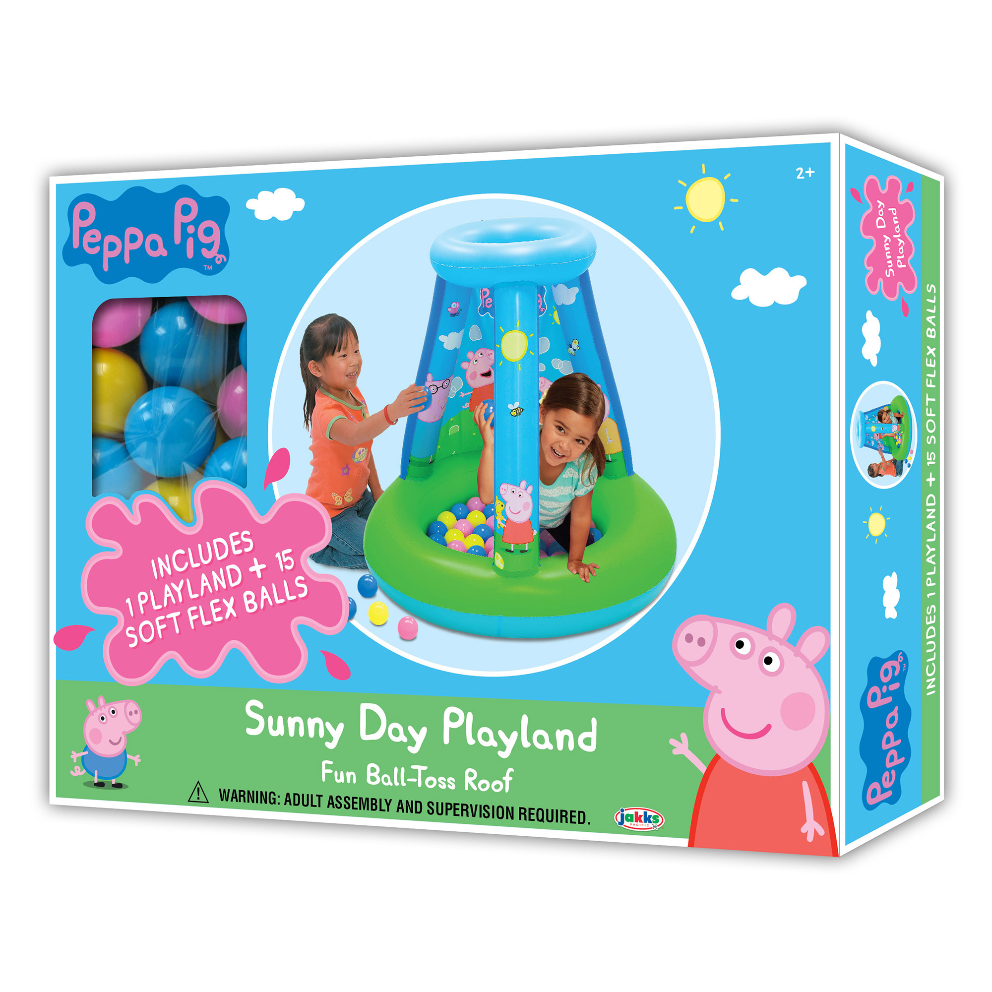Peppa Pig 15 Ball Pit