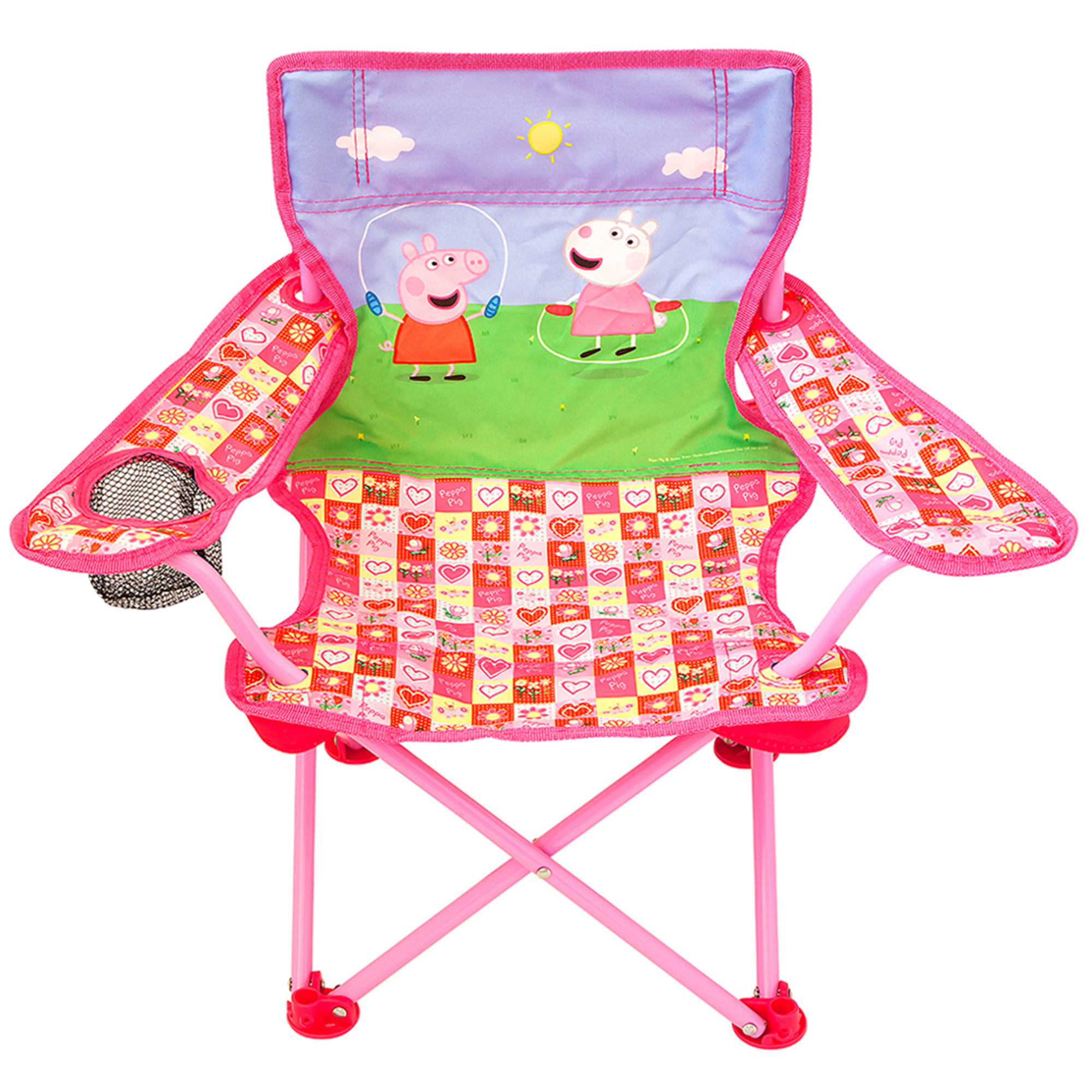 Peppa Pig  Fold N Go Chair