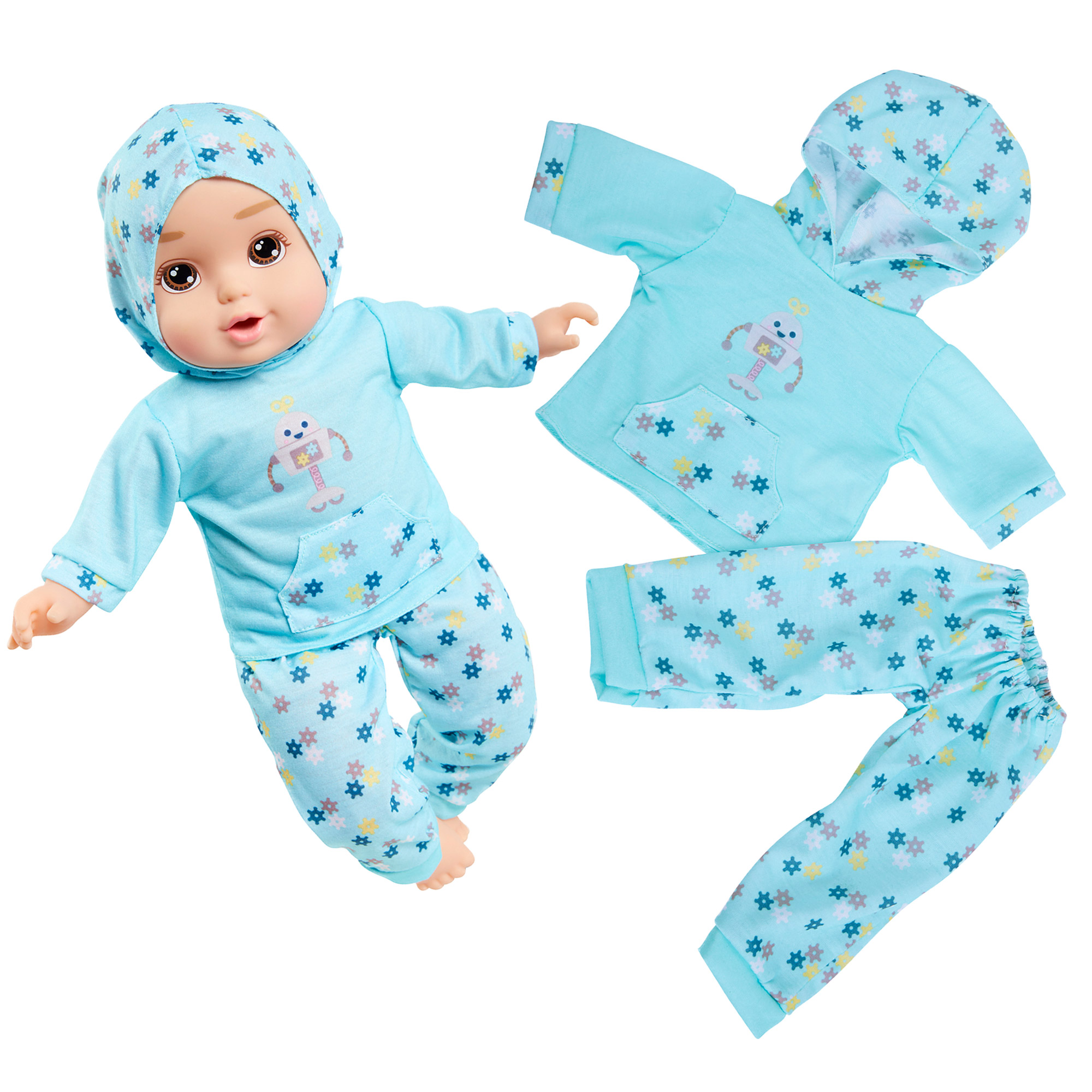 Perfectly Cute Baby 2 Piece Hoodie & Pants