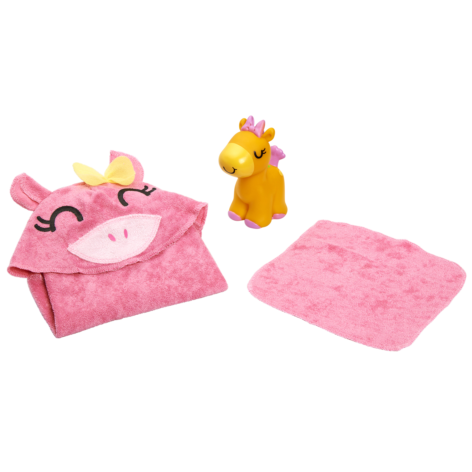 Perfectly Cute Baby Doll Bath Time Set