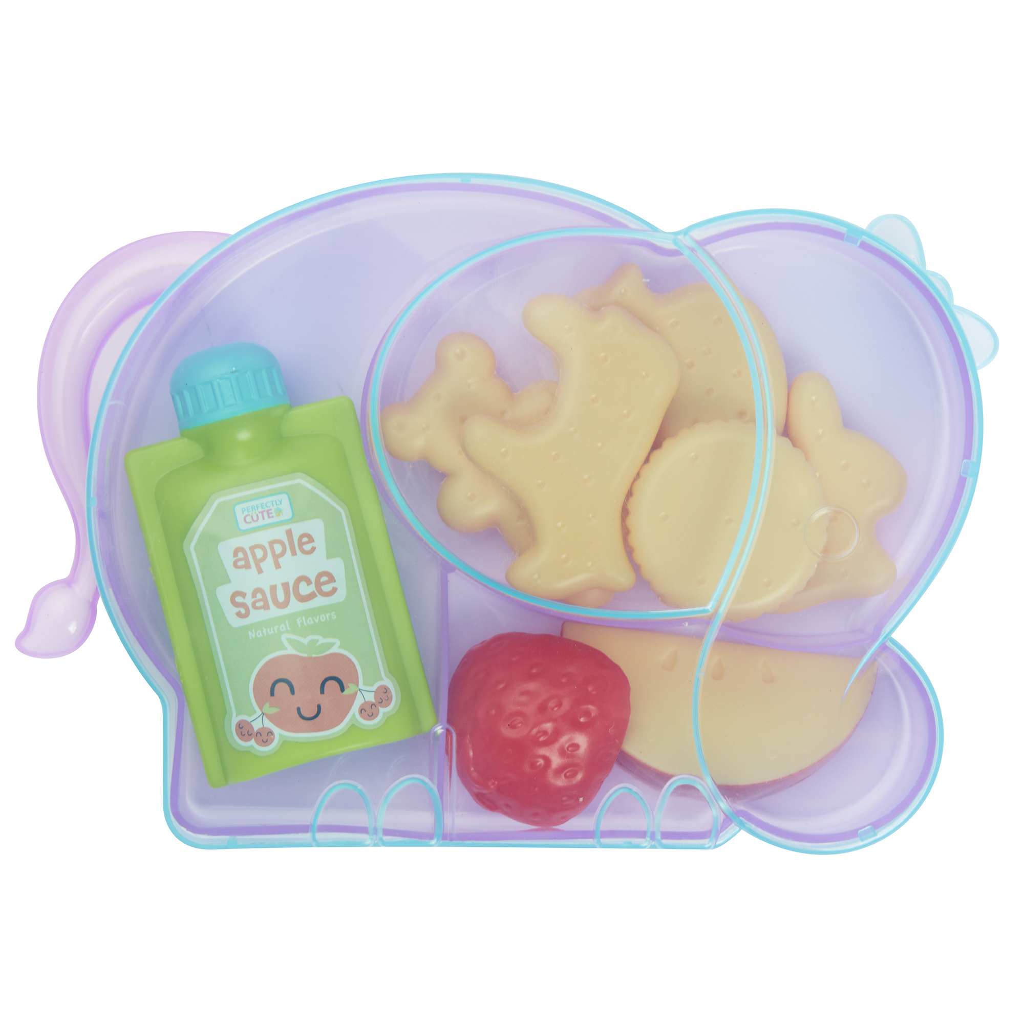 Perfectly Cute Baby Doll Snack Time Set