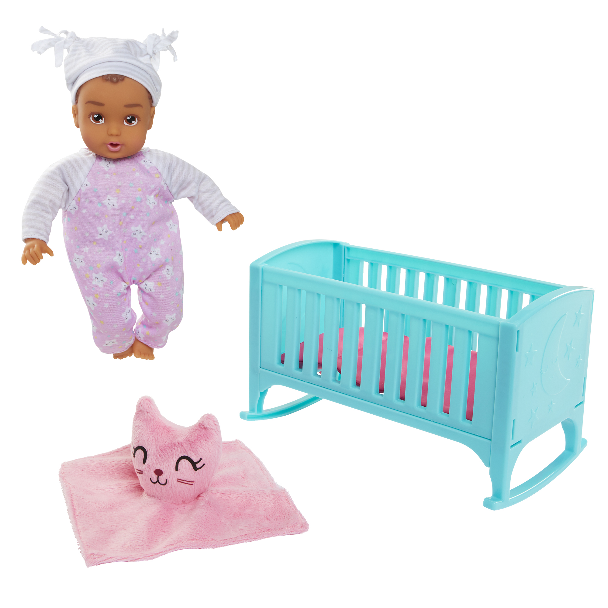 Perfectly Cute Baby My Lil' Baby Night Night Playset