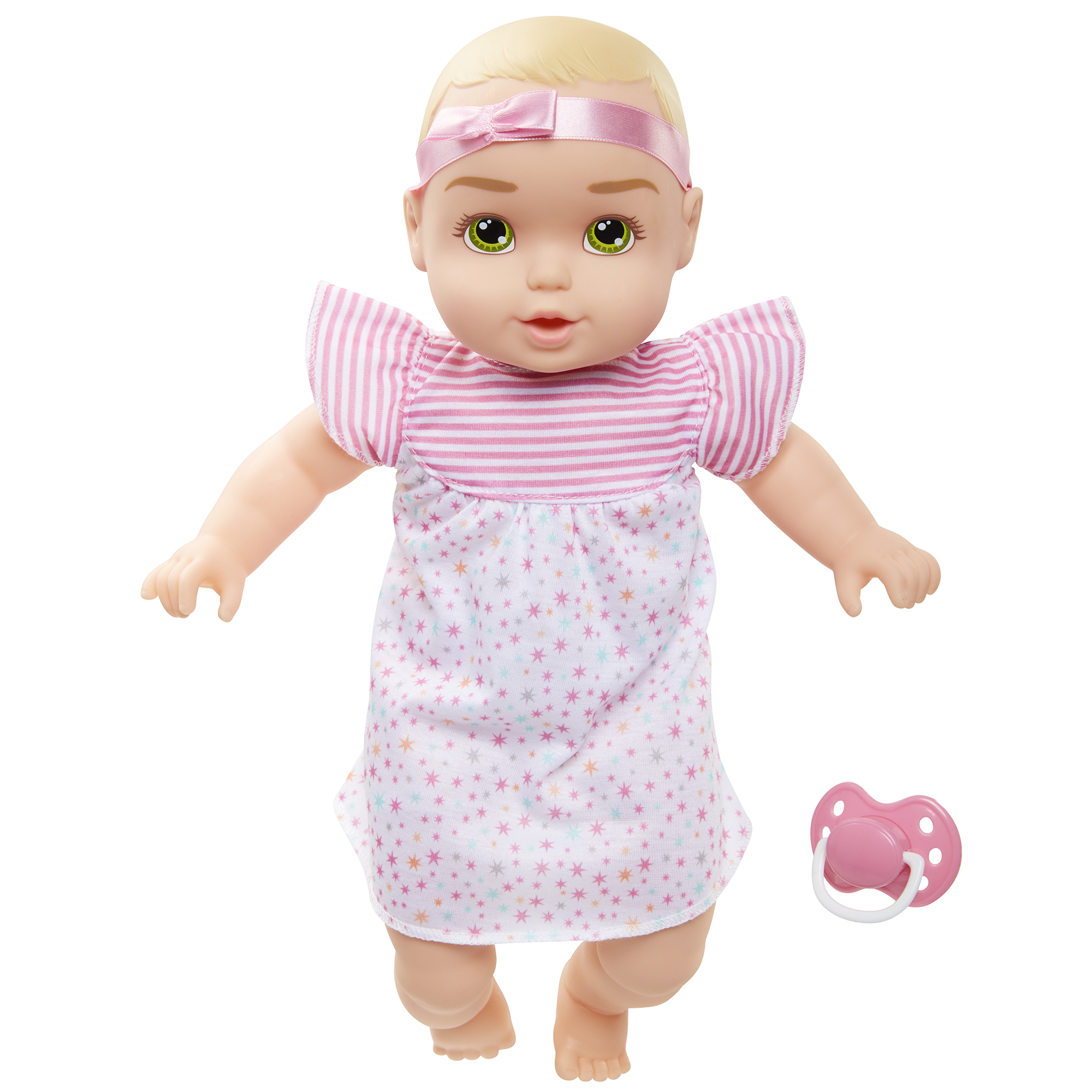 Perfectly Cute Baby 14 inch My Sweet Baby Girl Doll (Blonde - Hazel Eyes)