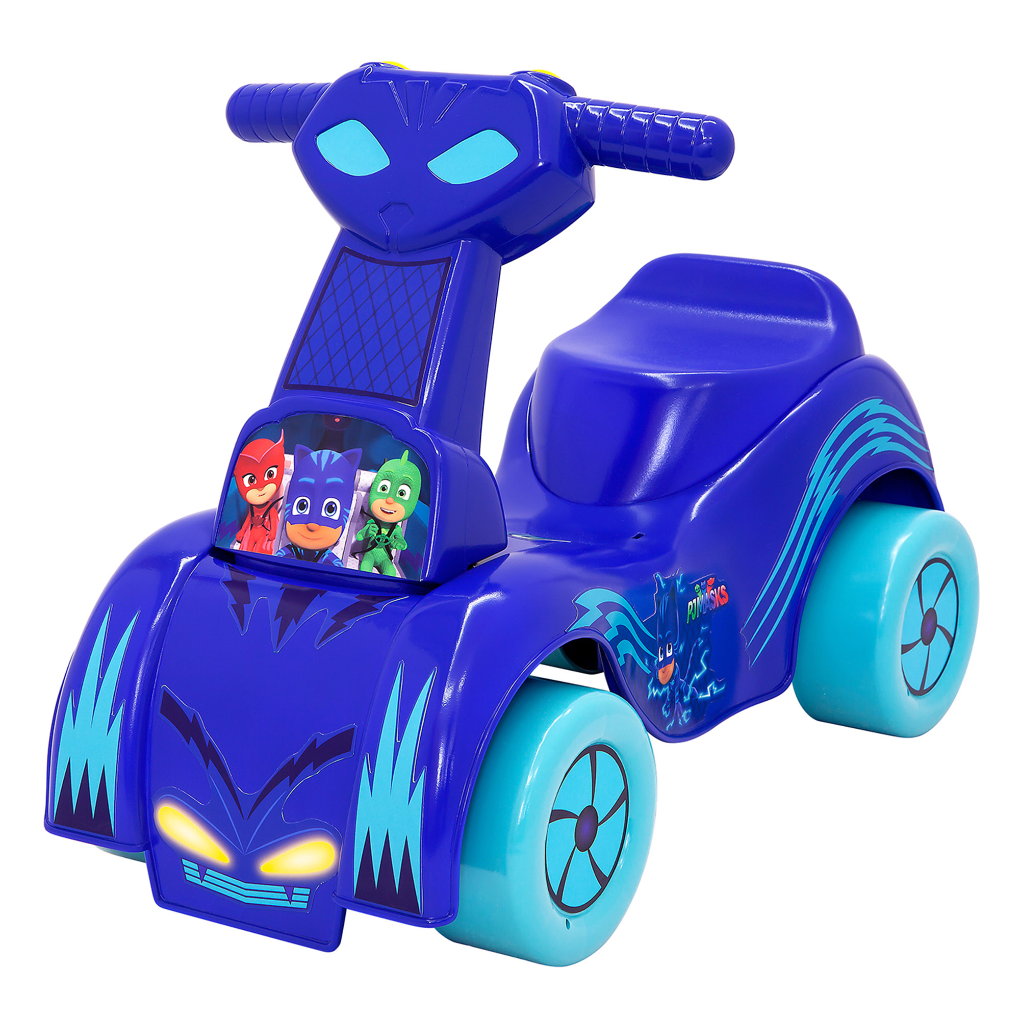 PJ Masks Catboy Car Car Push N' Scoot