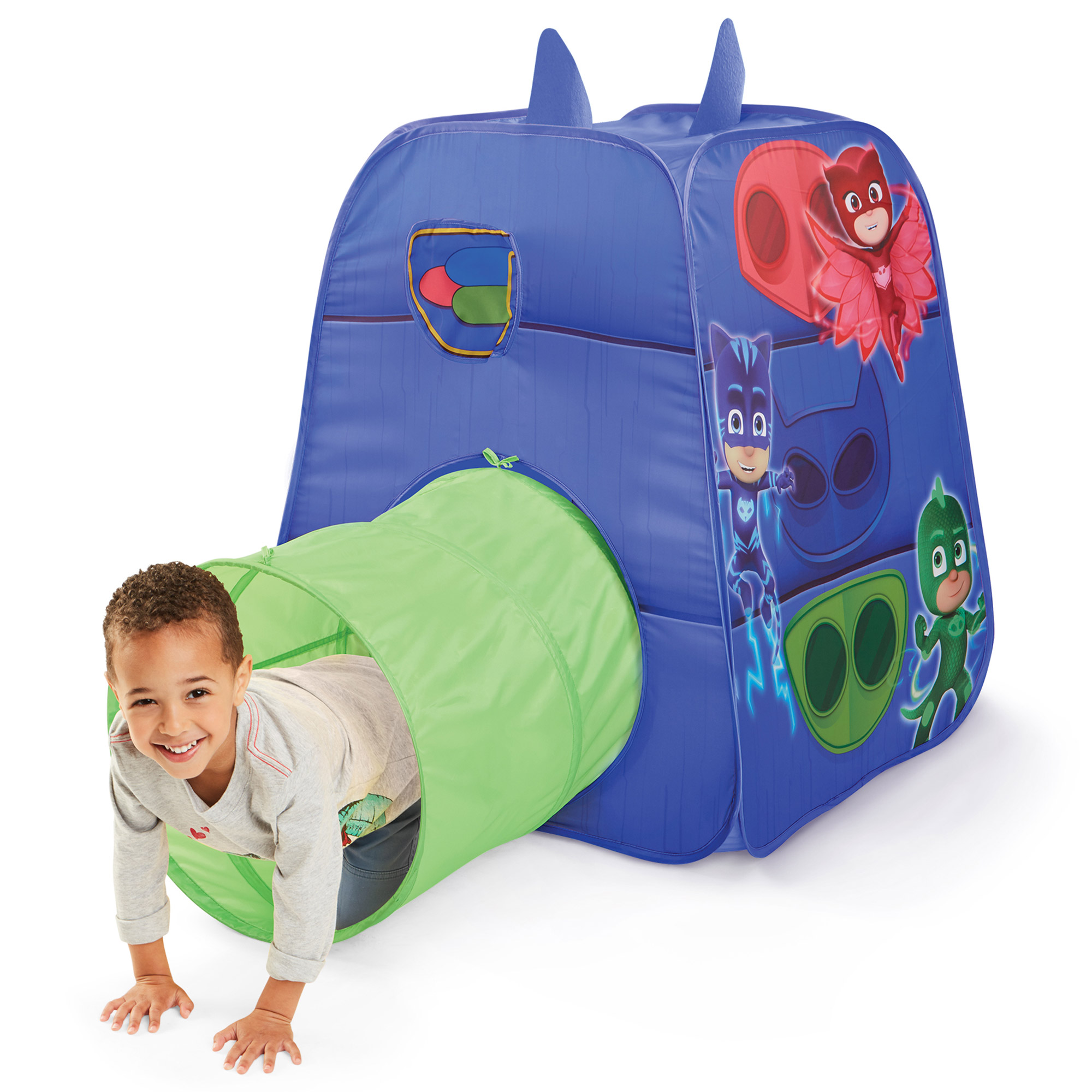 PJ Masks Character Tent + Tunnel