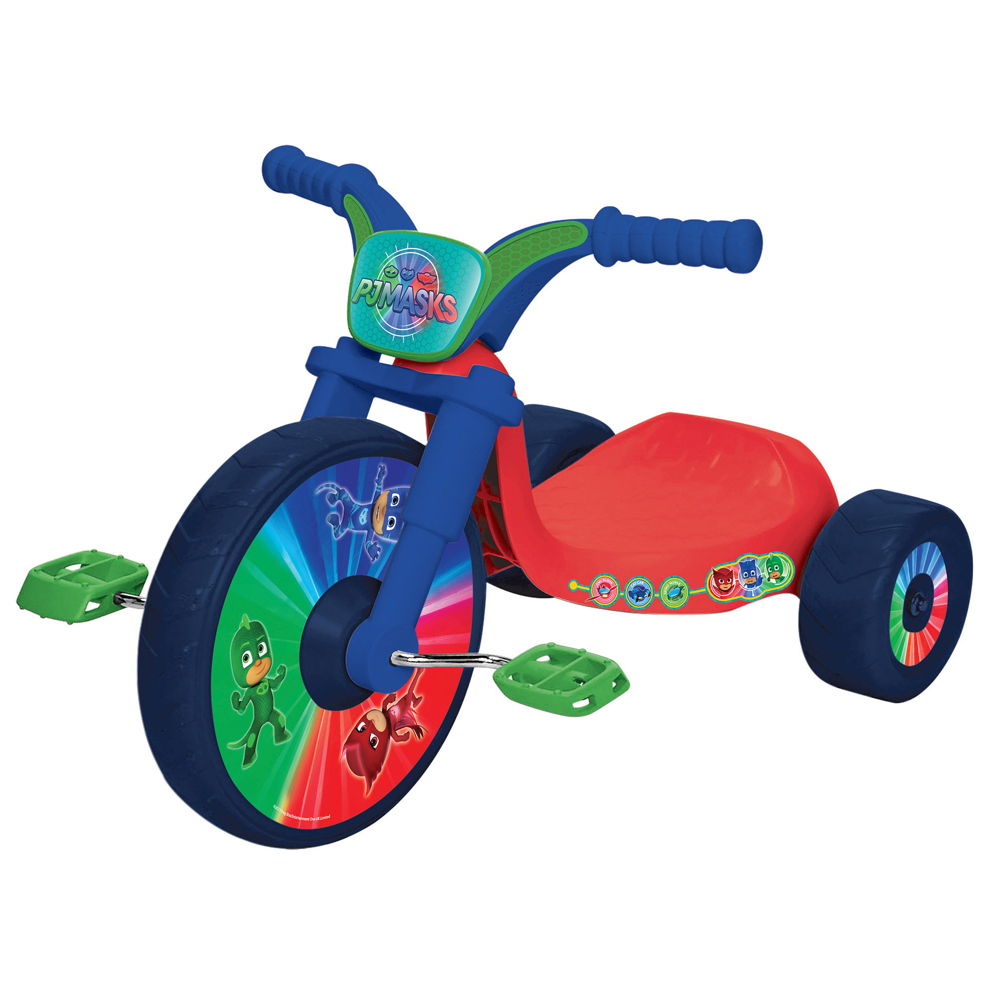 PJ Masks 10in Fly Wheels Jr. Cruiser w/Sounds
