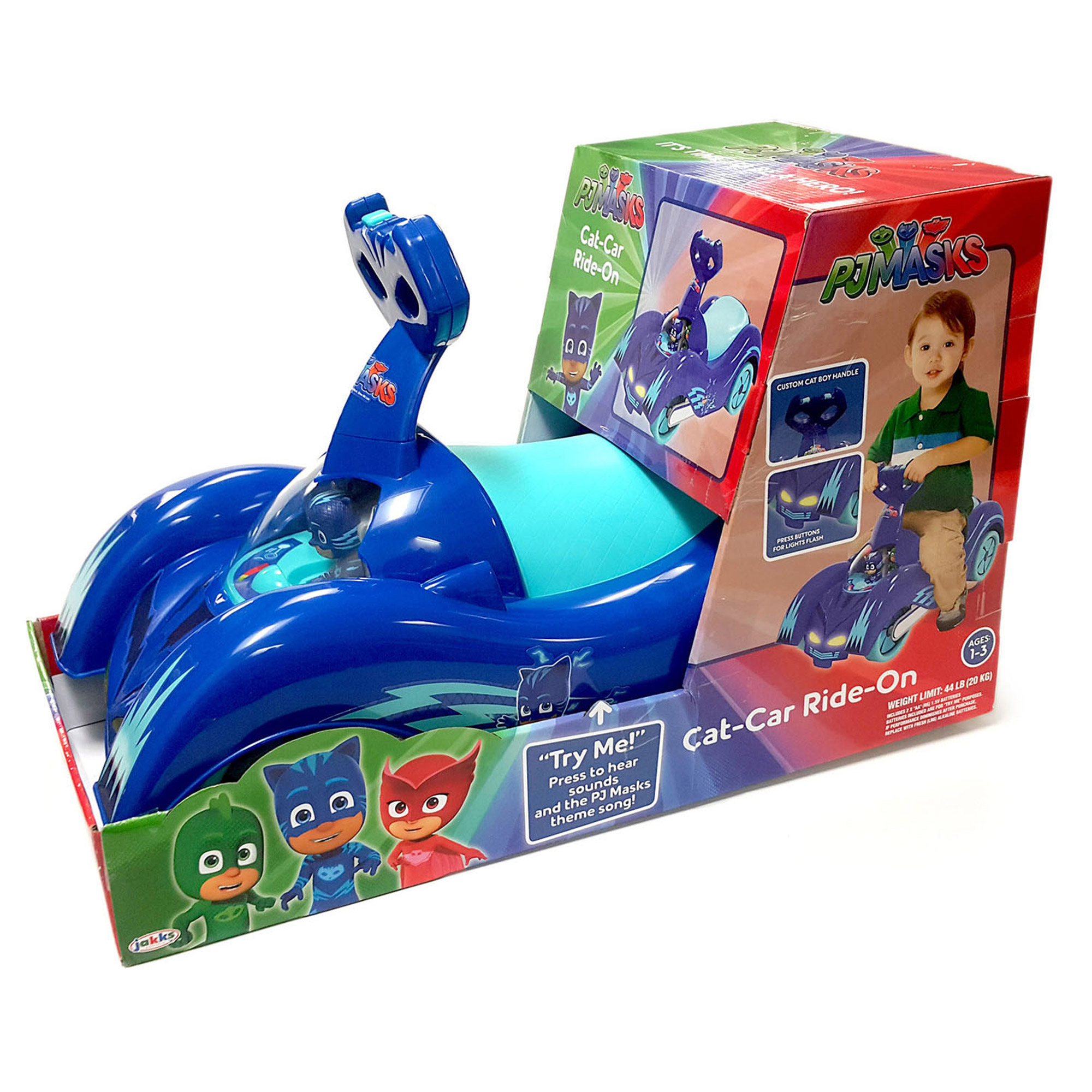 PJ Masks Cat-Car Ride On