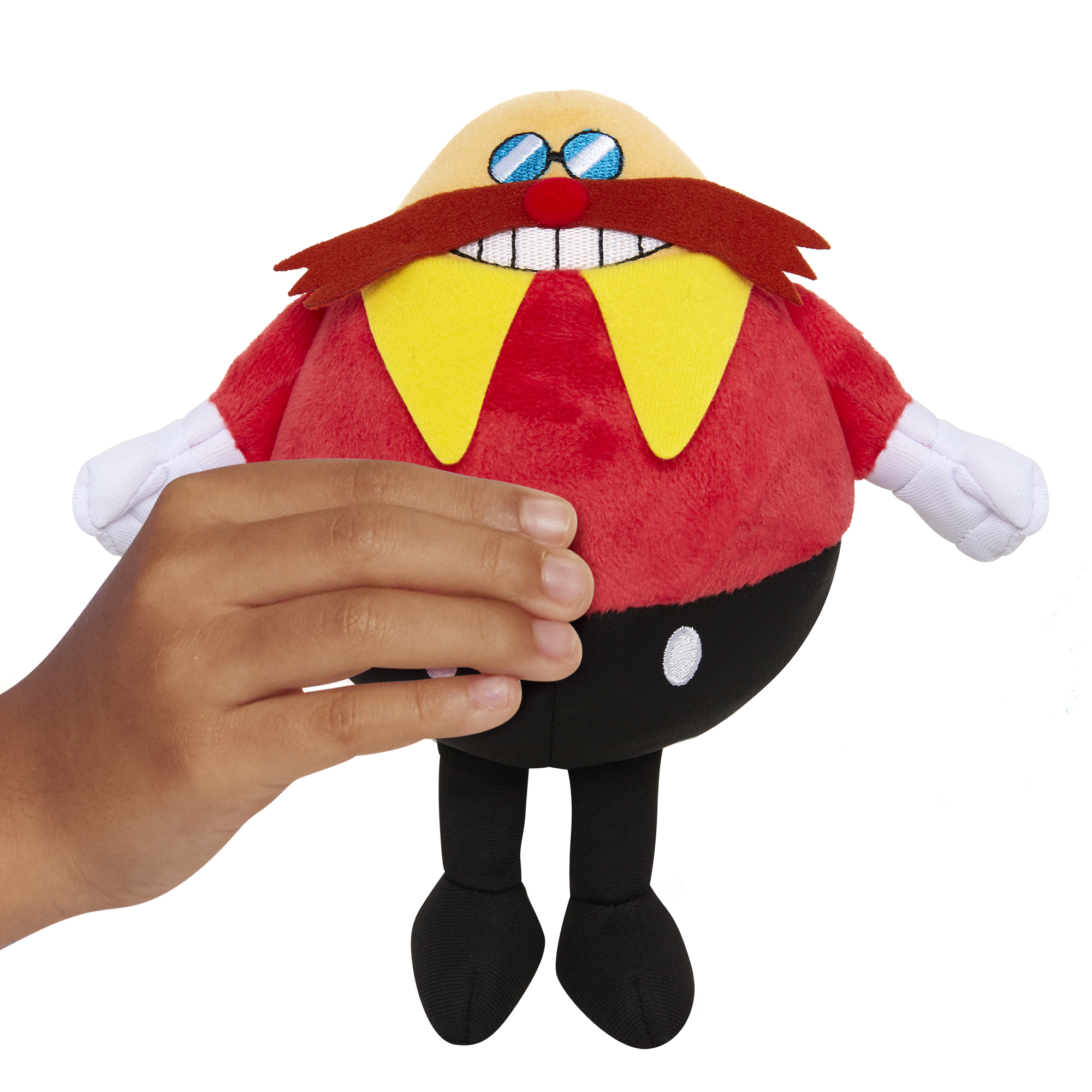 Sonic the Hedgehog - 7in Basic Plush - Eggman