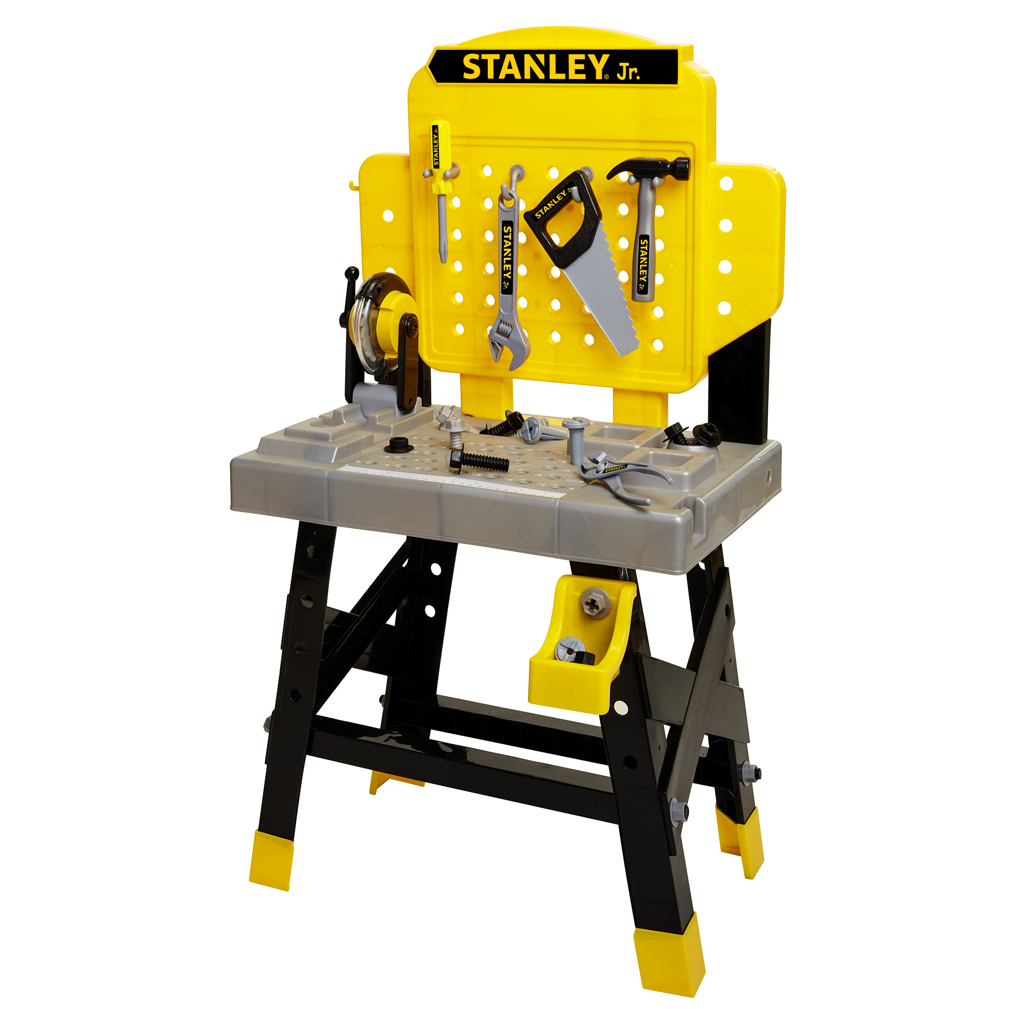 STANLEY™ Jr Mega Power N' Play Workbench