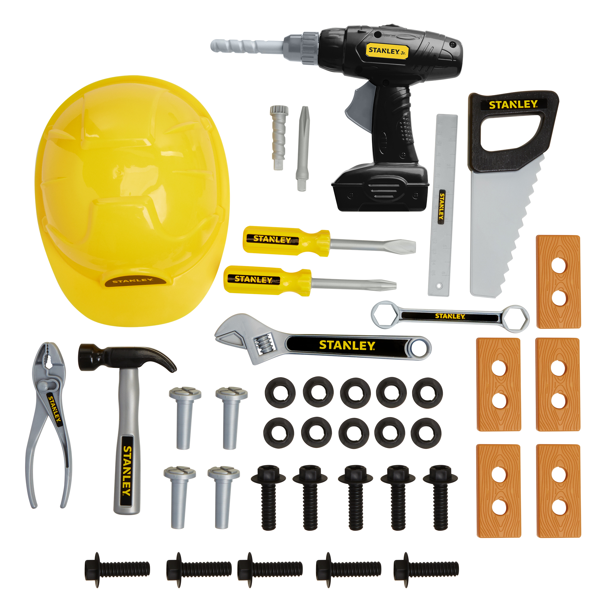 STANLEY™ Jr Mega Tool Set