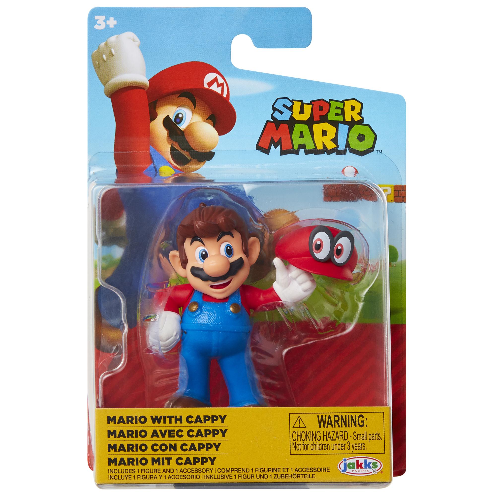 Red Koopa Mario /& Luigi Lot Of 7Jakks Super Mario Figurines Yoshi